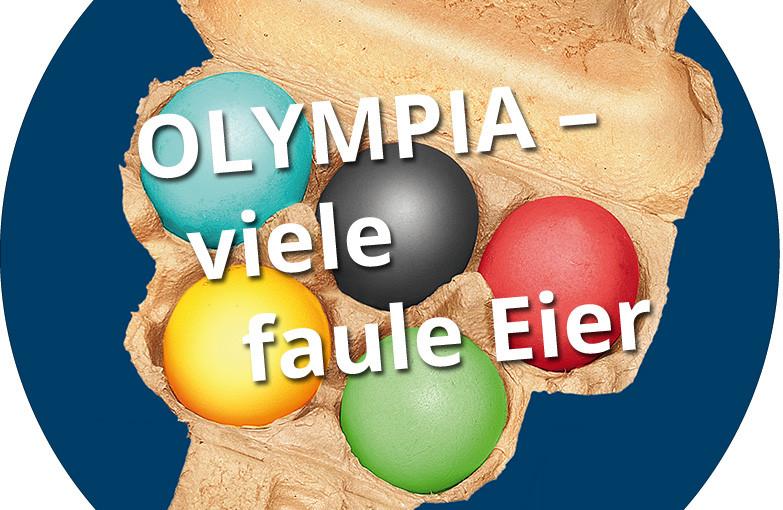 Nichts Neues vom IOC