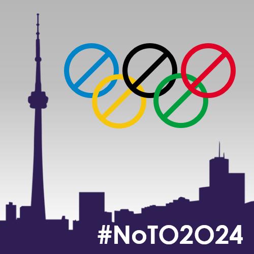 Solidarische Grüße nach Toronto: NOTO2024