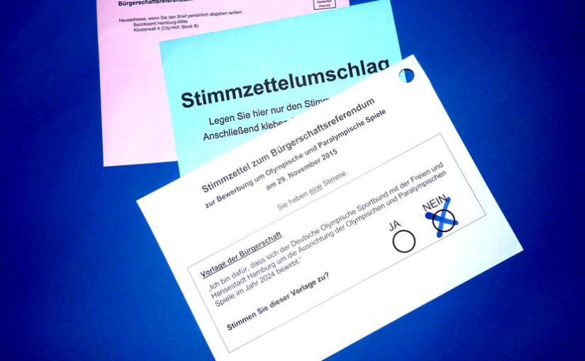 Heute zählt's! Noch bis 18 Uhr sind die Wahllokale geöffnet.
